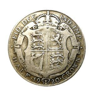 1920 Half Crown