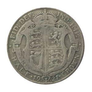 1921 Half crown