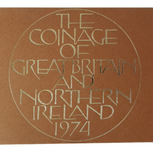 1974 Royal Mint Proof Coin Set