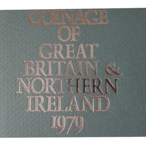 1979 Royal Mint Proof Coin Set
