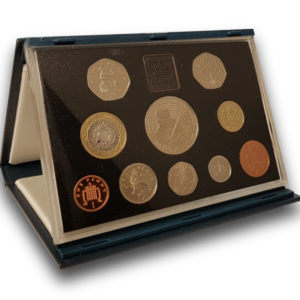 1998 Royal Mint Stanard Proof Set