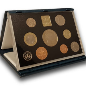 1999 Royal Mint Standard Proof Set