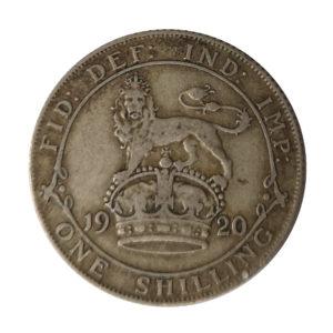 1920 King George V Shilling