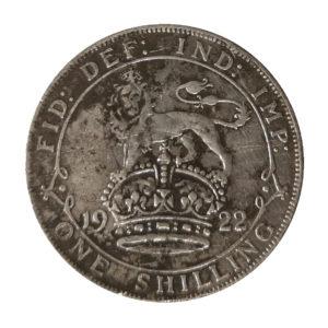 1922 King George V Shilling