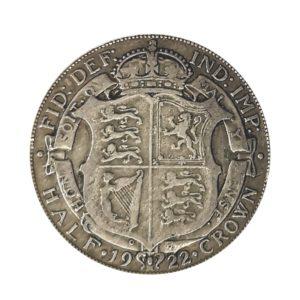 1922 Half Crown