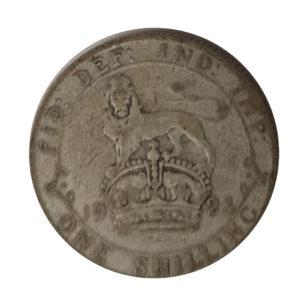 1923 King George V Shilling
