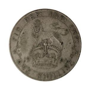 1924 King George V Shilling