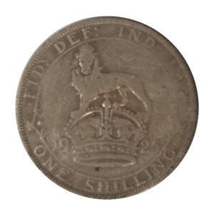 1925 King George V Shilling