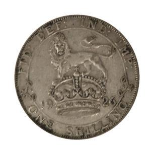 1926 King George V Shilling