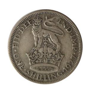 1927 King George V Shilling