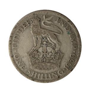 1930 King George V Shilling