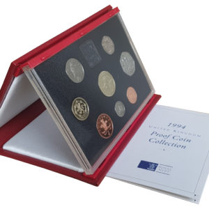 1994 Royal Mint Deluxe Proof Set