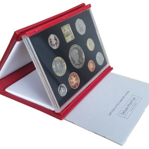1999 Royal Mint Deluxe Proof Set