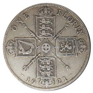 1921 Two Shillings