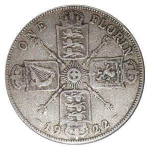 1922 Two Shillings