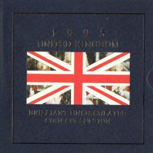 1995 Brilliant Uncirculated Coin Set