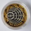 "2001 United Kingdom ""Marconi"" Silver Proof £2 Coin"