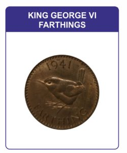 King George VI Farthings