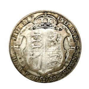 1923 King George V Half Crown