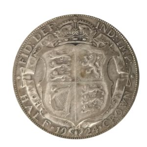 1924 Half Crown