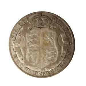1925 Half Crown