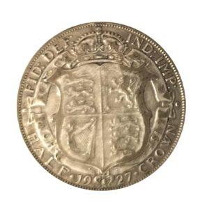 1927 Half Crown