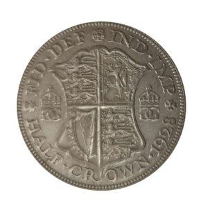 1928 Half Crown