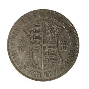 1930 Half Crown