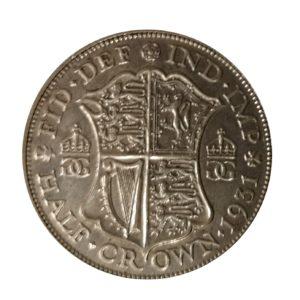 1931 Half Crown