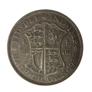 1935 Half crown