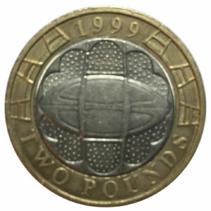 1999 Two Pounds Coin