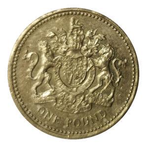 2003 One Pound Coim