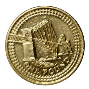 2004 One Pound Coin