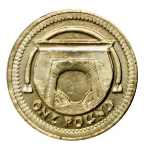 2006 One Pound Coin