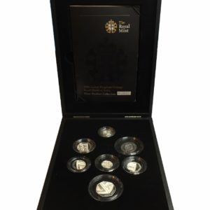 2008 RM Piedfort Coin Set