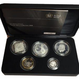2008 Royal Mint Proof Set
