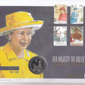 2002 Coin Cover