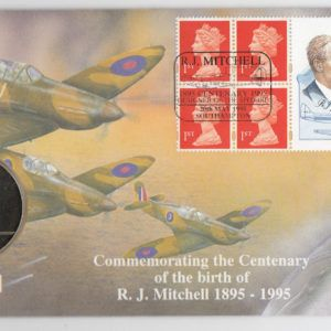1995 Commemorating the Centenary of the Birth of R J Mitchell