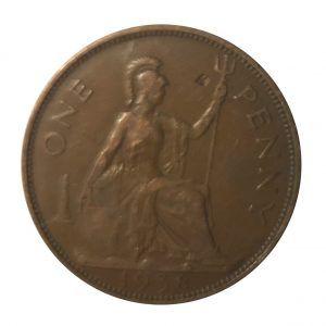 1938 Pre Decimal Penny
