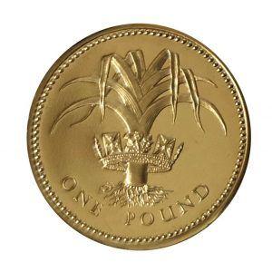 1985 One Pound