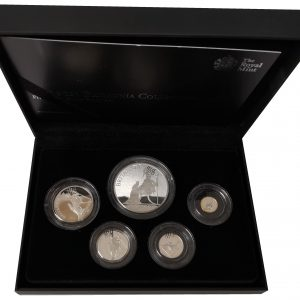2013 Royal Mint Britannia Collection