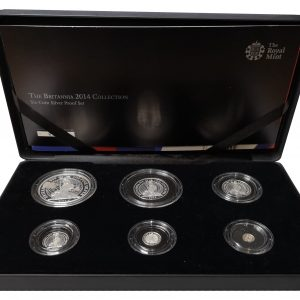 2014 Royal Mint Britannia Collection