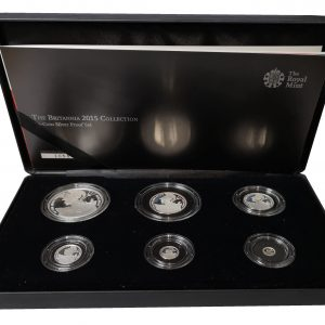 2015 Royal Mint Britannia Collection