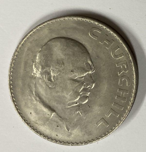 1965 UK Winston Churchill Crown