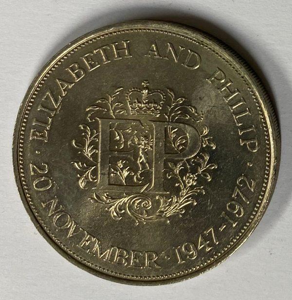 1972 UK Commemorative Crown