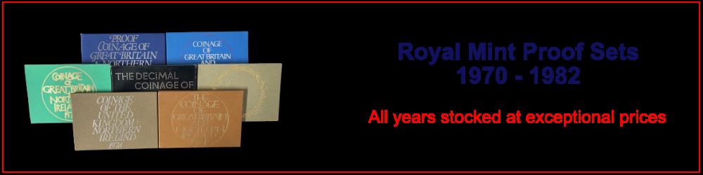 Royal Mint Banner